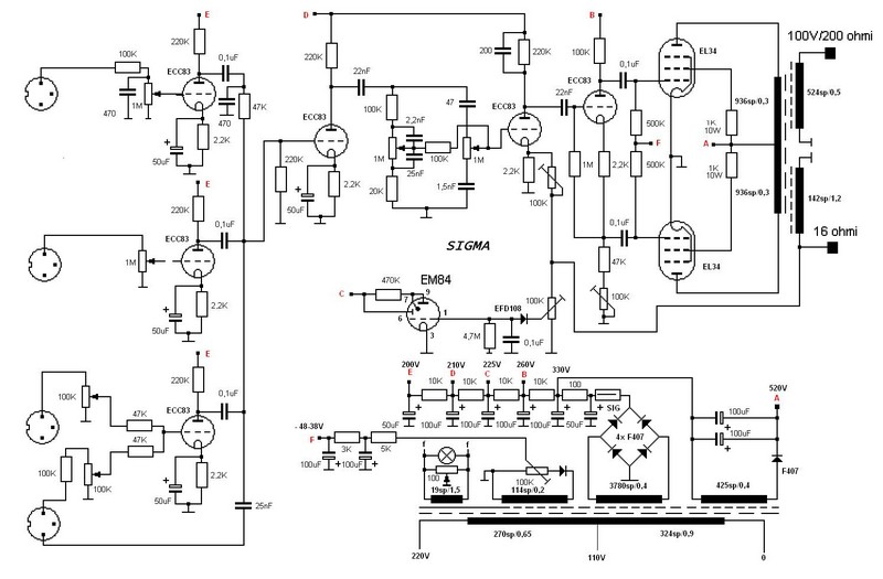 Schema Electrica Invertor De 100 W Pictures to pin on Pinterest